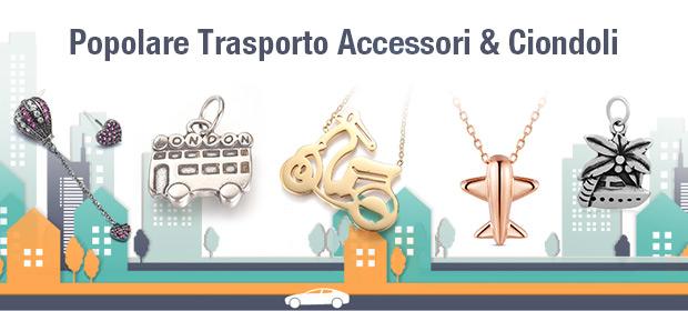 Popolare Trasporto Accessori & Ciondoli