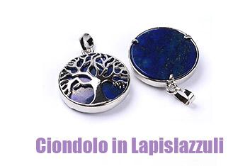 Ciondolo in Lapislazzuli