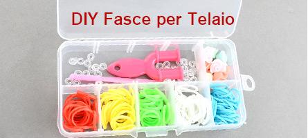 DIY Fasce per Telaio