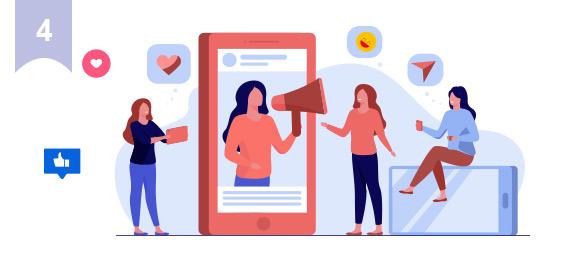Tus suscriptores en las redes sociales aumentarán